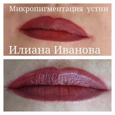 Микропигментация на устни - Изображение 2
