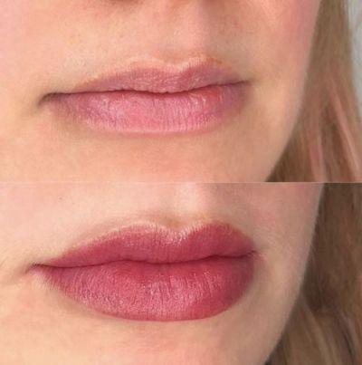 Микропигментация на устни - Изображение 7